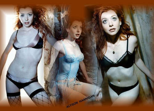 FHM-Alyson Hannigan