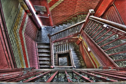 Firestone Stairway