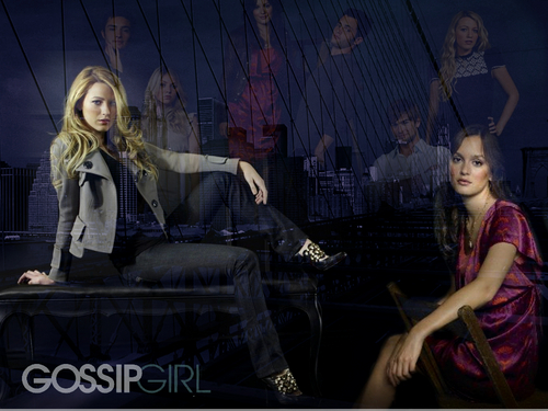 Gossip Girl fond d'écran possibly containing a concert called Gossip Girl