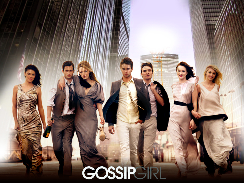 Gossip Girl - Gossip Girl Wallpaper (1694739) - Fanpop