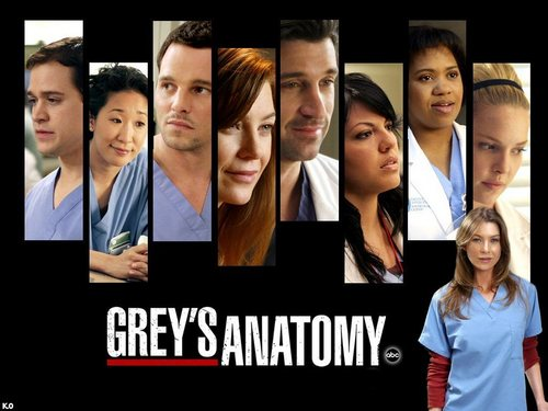 Grey's Anatomy پیپر وال called Grey's Anatomy
