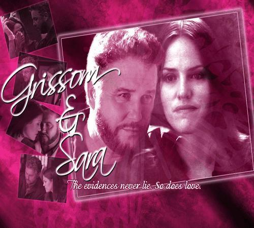 Grissom and Sara