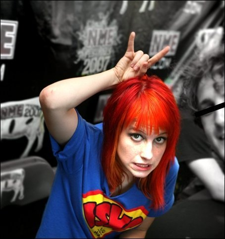 hayley williams tattoo. Hayley Williams