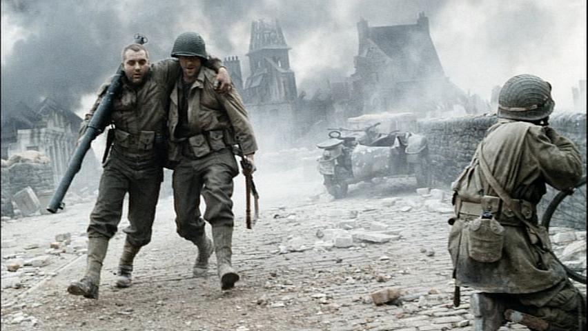 Saving Private Ryan images Horvath & Reiben HD wallpaper and ... | {Reiben 23}