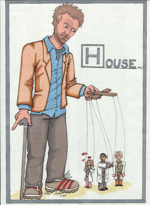 House Cartoon