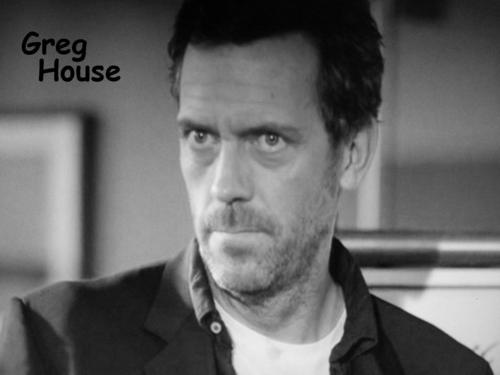Dr. Gregory House wallpaper titled House