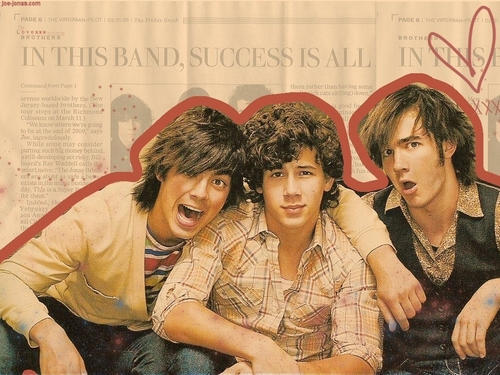 JB - the-jonas-brothers Wallpaper
