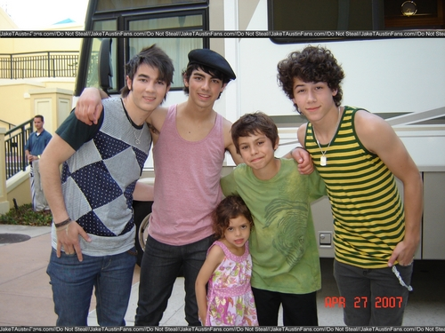 Jake and the JoBros - jake-t-austin Photo