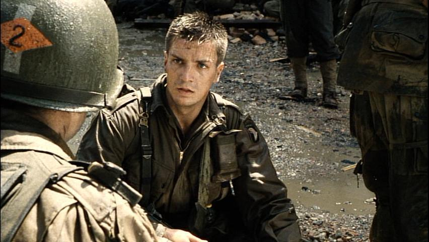 a focus on character captain john miller in the movie saving private ryan Few wartime movies hold a candle to saving private ryan  as the titular  character of captain john miller, spielberg considered a number of.