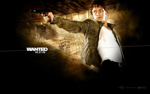Wanted images James McAvoy - Wesley Gibson HD wallpaper and background photos