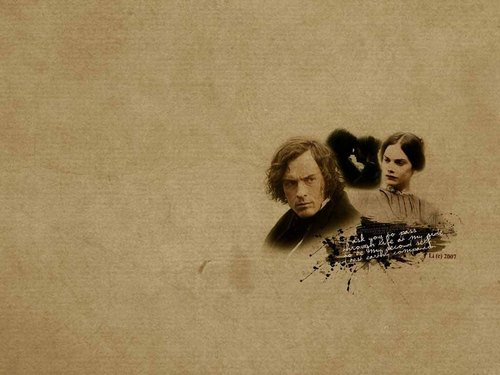Period Films wallpaper probably with a sign and a portrait called Jane Eyre (2006)