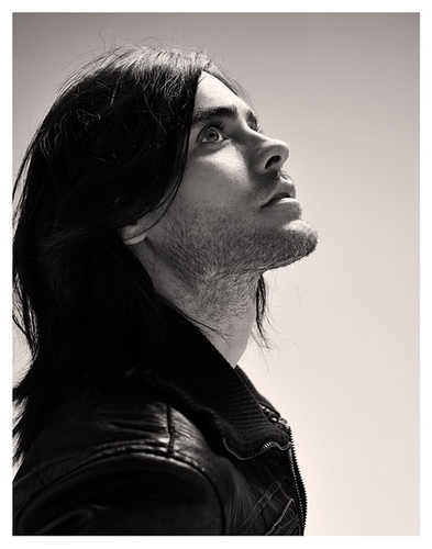 Jared Leto wallpaper probably containing a portrait entitled Jared