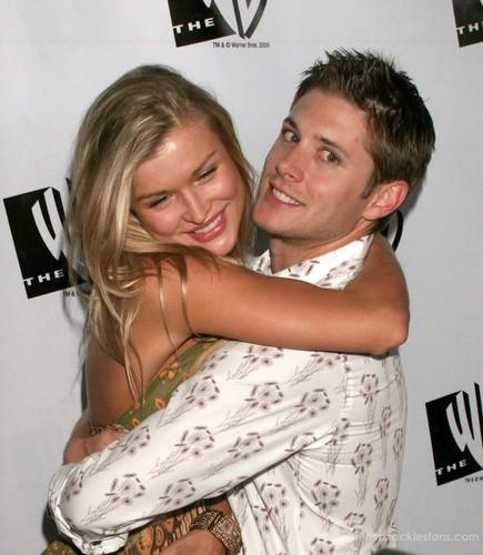 Jensen Ackles Hintergrund entitled Jensen & his girlfriend