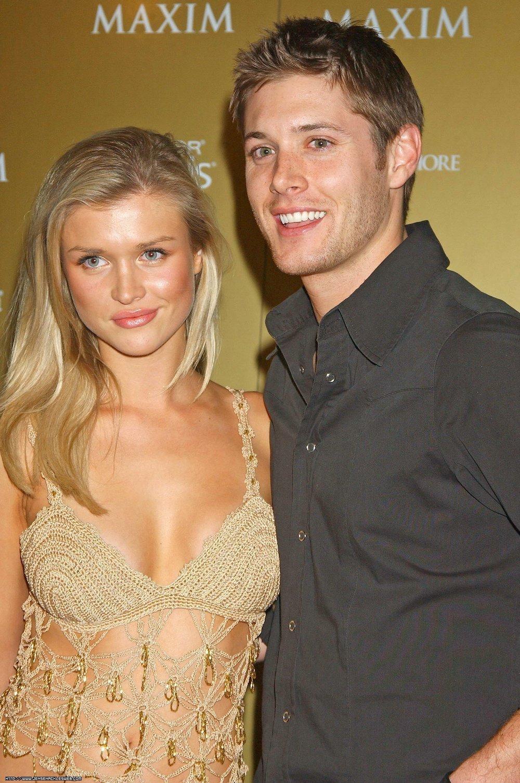 Jensen Ackles Jensen  amp  his girlfriendJensen Ackles Wife