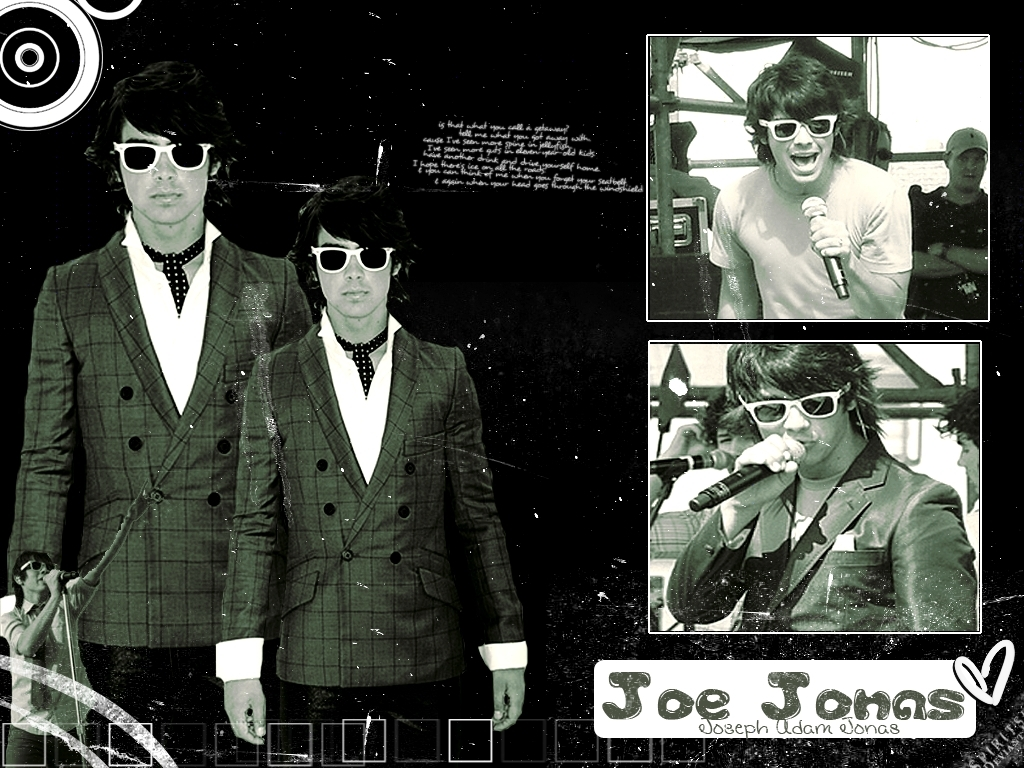 Joe - Joe Jonas 1024x768 800x600