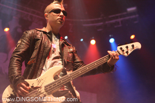Johnny Christ at the HARA Arena in Dayton
