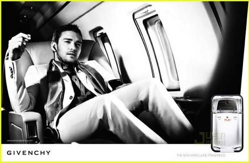 Justin Timberlake's Givenchy Ads — FIRST LOOK