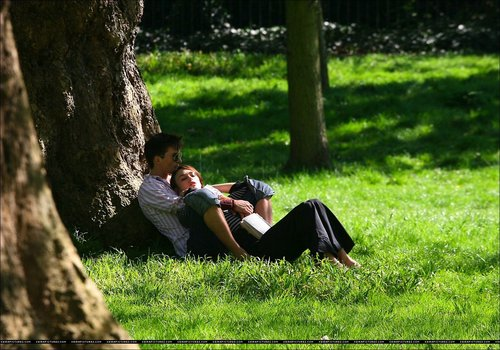 Keira Knightley & Rupert Friend