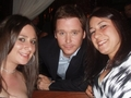Kevin Connolly and Kevin Dilllon pose with fans at The Pool Turns One  Harrah's AC   June 14, 2008 - entourage photo