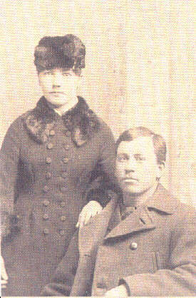 Laura And Almanzo 1885 - laura-ingalls-wilder Photo