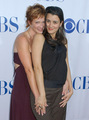 Lauren Holly and Cote de Pablo - lauren-holly photo