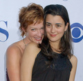 Lauren Holly and Cote de Pablo