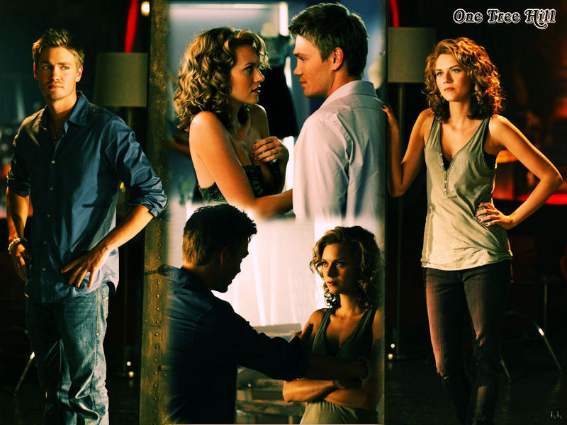 one tree hill wallpaper. Leyton - One Tree Hill Couples