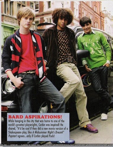Lucas, Corbin & Zac