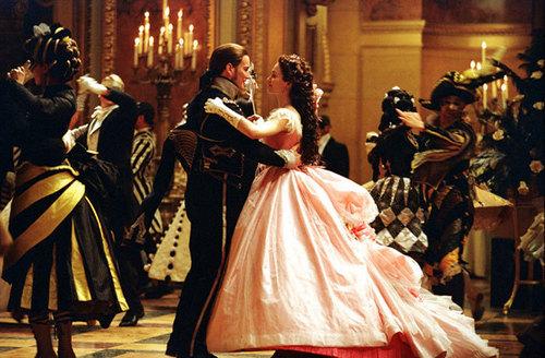 ALW's Phantom of the Opera movie wallpaper titled masquerade