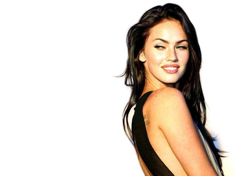 meagan fox wallpaper. Megan - Megan Fox Wallpaper