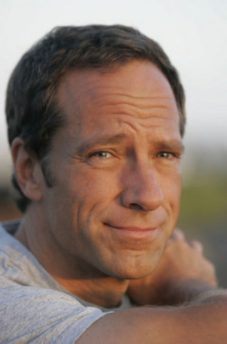 Dirty Jobs wallpaper titled Mike Rowe