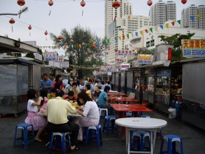 My hometown. Penang , Malaysia.