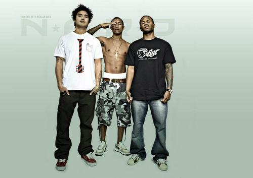 N.E.R.D. wallpaper probably with long trousers called N.E.R.D.