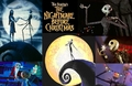 Nightmare Before Christmas Background