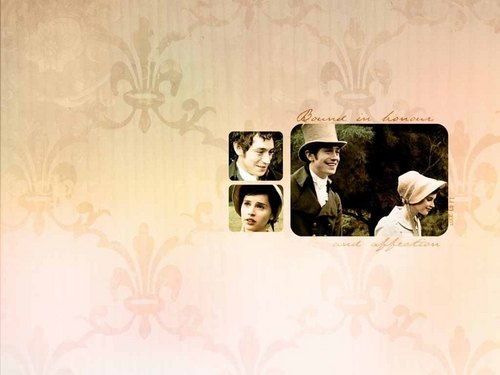 Period Films wallpaper called Northanger Abbey (2007)