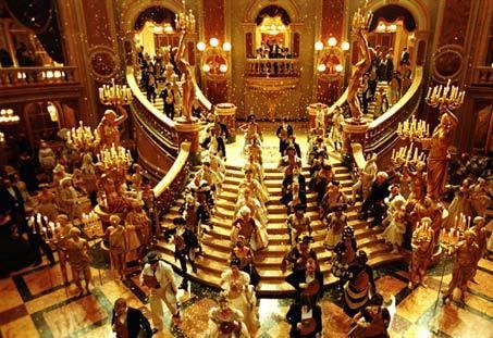 Das Phantom der Oper Hintergrund called POTO