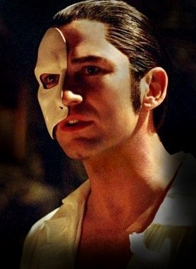 The Phantom Of The Opera wallpaper with a portrait entitled POTO