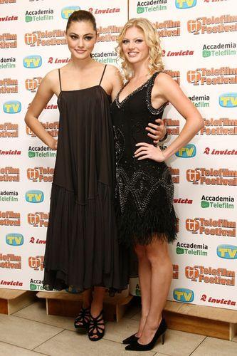 Phoebe T and Cariba H