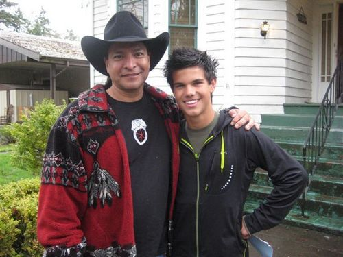 Fotos from Gil Birmingham (Billy Black)