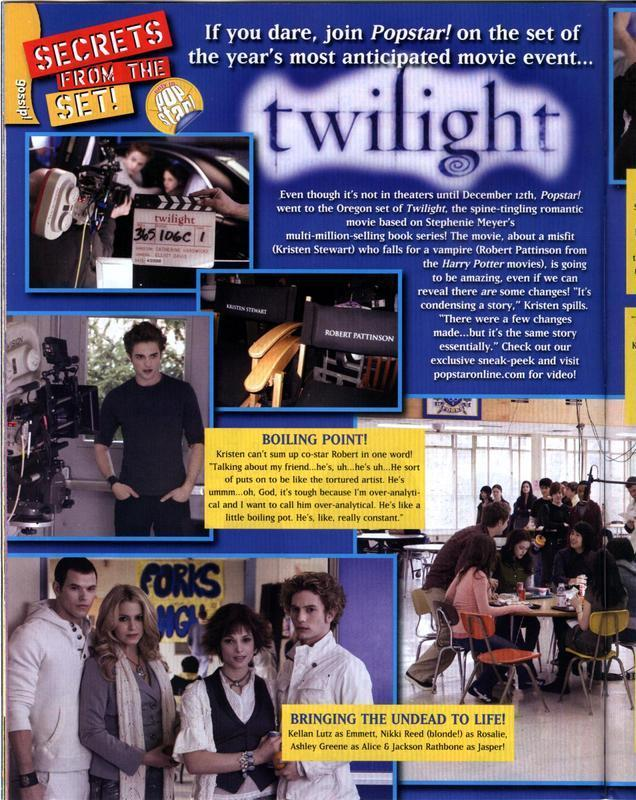 Popstar! Twilight Set