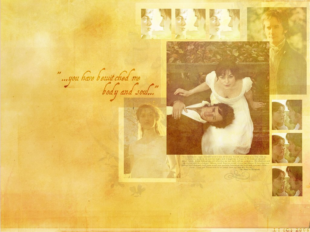 Pride & Prejudice (2005) - Period Films Wallpaper (1621858 ...