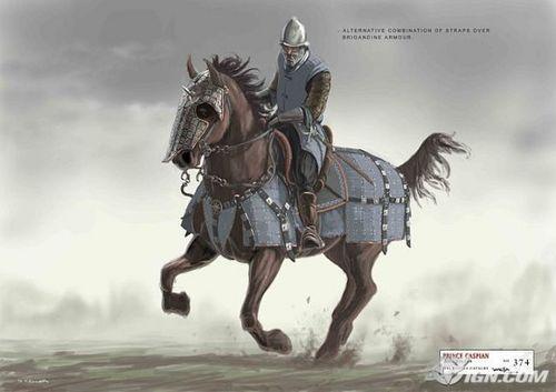 Prince Caspian fan Art