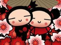 Pucca and Garu in 爱情