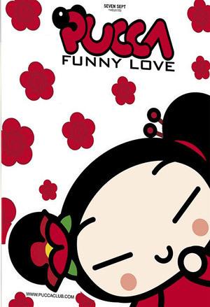 Pucca Funny Love Desktop Wallpaper : Pucca - Pucca Photo (1674134) - Fanpop