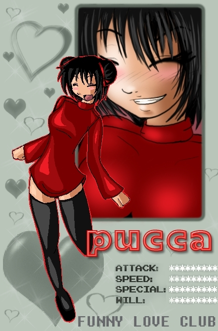 Pucca Images Pucca Wallpaper And Background Photos 1674151