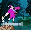 Radcliff (Pocahontas) các biểu tượng