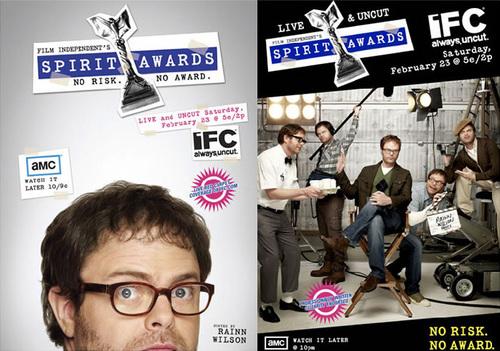 Rainn Wilson Spirit Awards