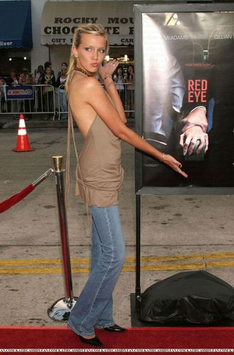 Red Eye Los Angeles Premiere 2005