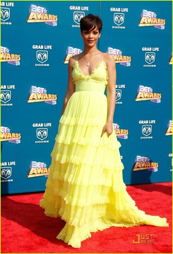 Rihanna @ BET Awards 2008