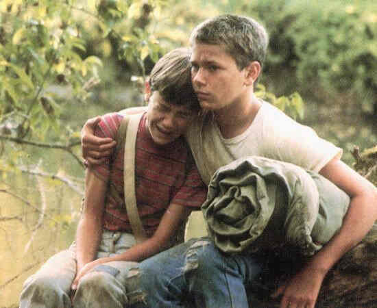 stand by me chris and geordie relationship questions